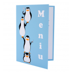 Meniu Botez Madagascar - The Penguins