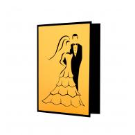 Creative Designs   Invitatie Nunta - 012