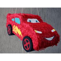 Pinata Fulger McQueen - Cars   Creative art Designs