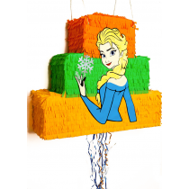 Pinata Elsa - Frozen | Creative art Designs