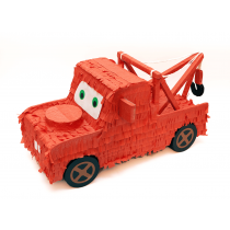 Pinata Bucsa - Cars | Creative art Designs