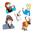 Creative Designs | Cadou personaj Elsa Frozen