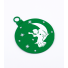 Creative Designs | Ornament Craciun Glob cu Ingeras