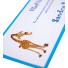 Card Asezare Botez Madagascar - Melman